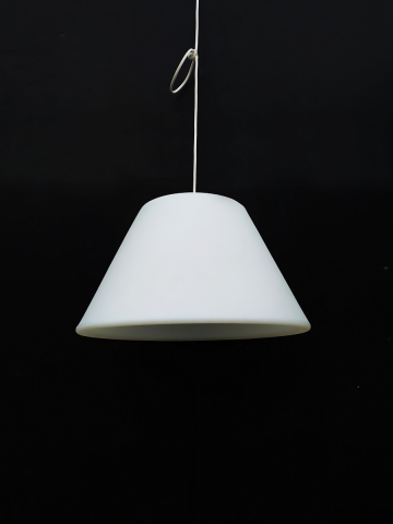 LAMPARA SUSPENSION VERIONA-Ø52 ALT.30 CM. COLOR NE
