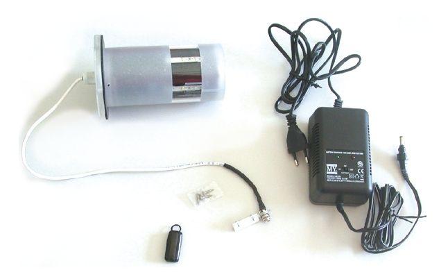 KIT LUCES LED-PARA BCS100/DVNCR160